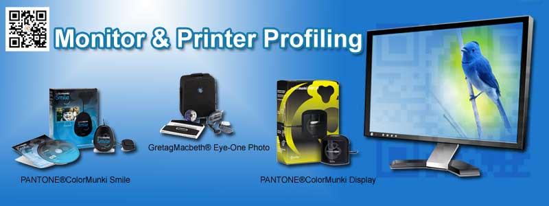 Monitor & Printer Profiling