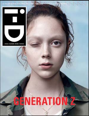 i-D MAGAZINE